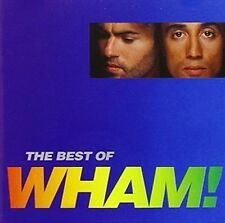 WHAM (IF YOU WERE THERE - THE BEST OF CD SEALED + FREE POST)