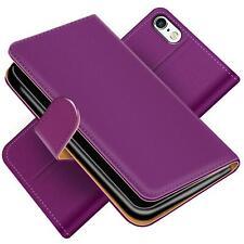 Handy Hülle für iPhone 6 6s Plus Schutz Klapp Etui Booklet Cover PU Leder Tasche