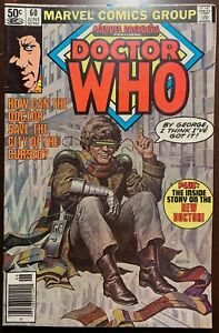 MARVEL PREMIER #60  Featuring Doctor Who  1981  FN