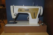 Singer 237 Sewing Machine Upholstery Denim Heavy Duty - Tested & Works - Used/GC