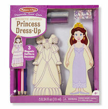 Melissa & Doug Decorate Your Own Ballerina Dress-Up #8858  BRAND NEW