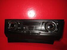 Audi A4 S4 Q5 AC Heater Climate Temperature Control Heated Seats 8T1820043AC