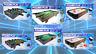 Table Top Games Mini Kids Football Pool Air Hockey Family Fun Play Sets Desktop