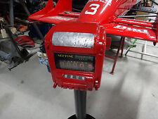 Vintage Neptune Trident Model 432 Flow Meter Auto Stop Register Flow Fuel Gallon