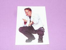 N°109 SASH ! PANINI SMASH HITS PLANET POP 1998 FRANCE COLL. '99