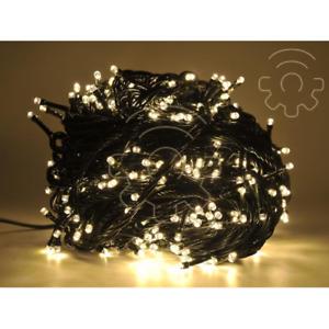 Catena serie di luci a led Bianco Caldo per albero di Natale giochi per esterno