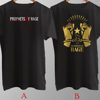 Prophets of Rage American Rap Rock Band New T-Shirt Cotton