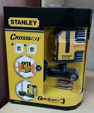 STANLEY ITEM NO. STHT77341 Cross 90 Degree Cross Line Laser in gift box packed