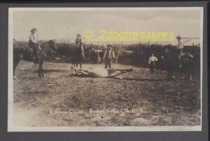 Rppc Jordan Valley Or Oregon Ducans Corral Cowboys Ranch Hands Brand Horse