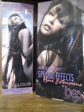 KIT EXTENSION BES COMPLETO + CARTELLA COLORI