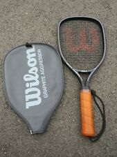 Wilson Graphite Aggressor Paddle Ball Racquet