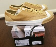 17ae0126086c NEW CONVERSE BORN X RAISED JACK PURCELL SIGNATURE OX CAMEL Men s 9.5 Womens  11