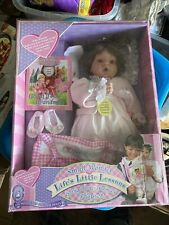 New listing Lee Middleton Dolls Life's Little Lessons In A Box - New Sealed Nrfb