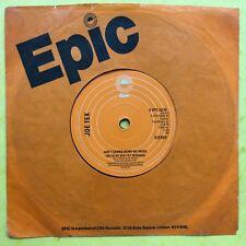 Joe Tex - Ain't Gonna Bump No More (With No Big Fat Woman) Epic EPC-5035 Ex