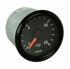 VDO 15PSI BOOST GAUGE 150077010