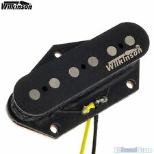 "Wilkinson WVOB Alnico V Bridge Pickup for Telecaster® Tele ""Broadcaster"" Type"