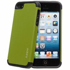 iPhone 5 / 5s / SE Apple Hard Case Cover GREEN + LIGHTNING CABLE