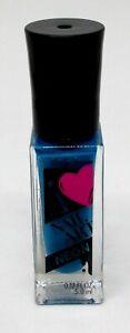 "SALLY HANSEN I ""Heart"" Nail Art NEON BLINDING BLUE 170"