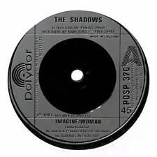 "The Shadows - Imagine/Woman - 7"" Record Single"
