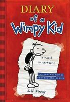 Diary of a Wimpy Kid # 1 by Jeff Kinney (Paperback / softback) Amazing Value