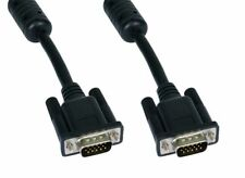 GN1224 SVGA man op man 15-pins Black Monitor Replacement Cable 2m