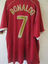 Manchester United 2006-2007 Ronaldo Champions League Football Shirt XXXL /34828