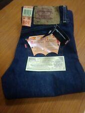 JEANS LEVI'S ORIGINAL 501.01.74 BLUE WASHED SIZE W28 L34