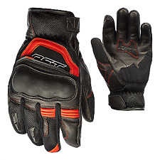 RST URBAN AIR 2 CE APPROVED GLOVES BLACK/RED LARGE