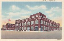 The Forum WICHITA Kansas U.S.A. 1930-45 Tanner McFall Postcard