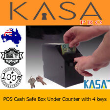 Pos Cash Safe Box Under Counter With 4 Keys 2016 Series Iv Kasa Point Of Sale