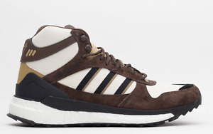 ADIDAS X HUMAN MADE MARATHON FREE HIKER BROWN FY9148 Size 8 - 12 NEW IN HAND