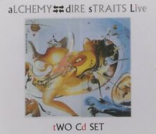 Dire Straits - Alchemy  Dire Straits Live  1 and 2 [CD]