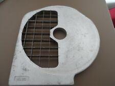 More details for crypto peerless dito electrolux trs veg prep dicer blade 20 mm ms20 £50 + vat