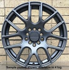 """4 New 17"""" Wheels Rims for Dodge Neon Fiat 124 Spider Honda Accord Civic Fit 5916"""