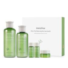 Innisfree Green Tea Balancing Skin Care Set EX ~ 7-14 Days Arrive !!!