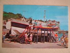 Postcard - LLANDUDNO, LIFE BOAT. Used 1970's. Standard size.