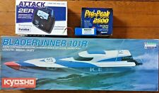 Kyosho Bladerunner 101R Ice Marine Kit New Never Built 2005-Complete with all Rc