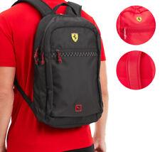 Puma Scuderia Ferrari Fanwear Bolso Funda de Ordenador Portátil Mochila Cremallera de coche deportivo