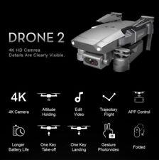 2020 New E68 WIFI FPV Mini Drone Wide Angle HD 4K Camera High Hold Mode Rec Fold