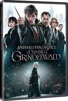ANIMALI FANTASTICI I Crimini di Grindelwald (DVD) Jude Law, Johnny Depp