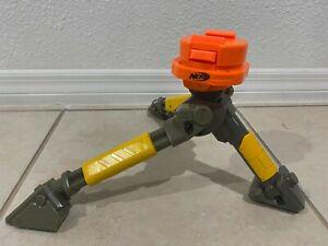 NERF Vulcan Orange Yellow Vulcan EBF 25 Replacement Tripod Stand Part Base Only