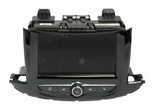 New listing 2018-2019 Chevrolet Trax Am Fm Receiver w Display Screen Part Number 84371468