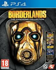 Borderlands The Handsome Collection - PS4  VF NEUF SOUS BLISTER
