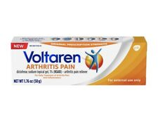 Volteran Topical Arthritis Pain Relief and Inflamation Gel 1.76 oz