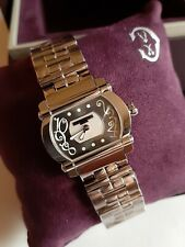 Charriol actor square ladies watch