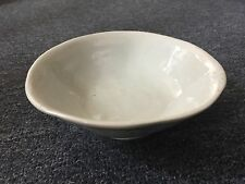 Porcelain Bowl with Bird Images