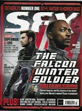 SFX Magazine-Issue No.337 / March 2021 *Post included toUK/Europe/USA/Canada