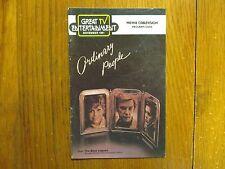 November, 1981 Great  TV  Entertainment  Magazine(ORDINARY  PEOPLE/BLUE  LAGOON)