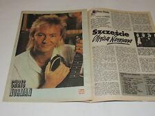 Panorama 47/1986 polish magazine Chris Norman Smokie