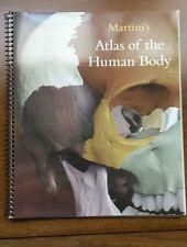 Martini's Atlas of the Human Body by Martini, Ober, et al  (2006, paperback)